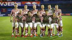 Indosport - Foto Skuat Timnas Kroasia