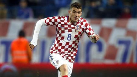 Gelandang Timnas Kroasia, Mateo Kovacic. - INDOSPORT