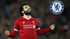 Indosport - Mohamed Salah (Insert: Chelsea).