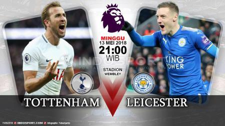 Prediksi Tottenham vs Leicester - INDOSPORT
