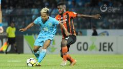 Indosport - Persela Lamongan vs Perseru Serui