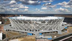 Indosport - Volgograd Arena.