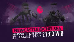 Indosport - Prediksi Newcastle United vs Chelsea.