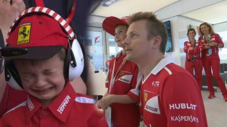 Kimi Raikkonen. - INDOSPORT