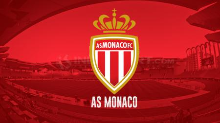 Logo AS Monaco. - INDOSPORT