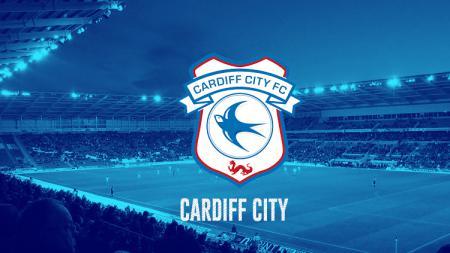 Logo Cardiff City. - INDOSPORT