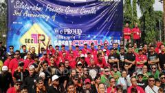 Indosport - Silturahmi Pecinta Great Corolla di Hotel Lemo, Gading Serpong