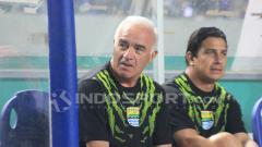 Indosport - Mario Gomez dan Fernando Soler.