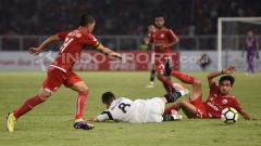 Indosport - Persija vs Madura United.