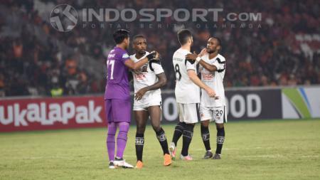 Persija vs Madura United. - INDOSPORT