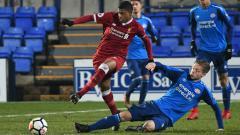Indosport - Mengenal Rhian Brewster, Bocah 'Penghancur' Liverpool Saat Dipermalukan Arsenal