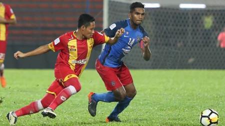 Selangor FA 2-2 JDT. - INDOSPORT