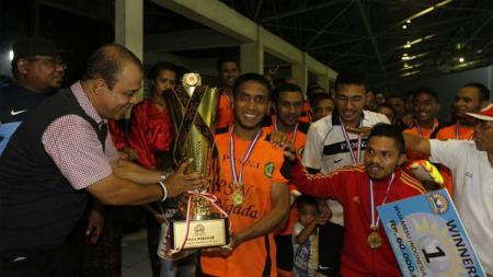 Wuamesu Indonesia Cup 2018 - INDOSPORT