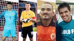 Indosport - Kiper asing yang pernah main di Indonesia