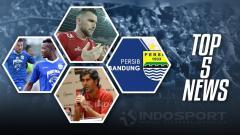 Indosport - Top 5 News
