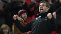 Indosport - Pelatih Liverpool Jurgen Klopp.