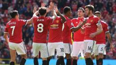 Indosport - Manchester United vs Watford