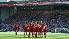 Indosport - Liverpool vs Brighton & Hove Albion