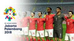 Indosport - Pes asian games
