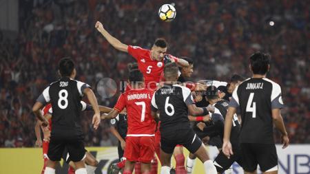 Persija Jakarta vs Home United di AFC Cup 2018. - INDOSPORT