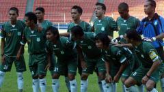 Indosport - Skuat PSMS Medan di tahun 2009.