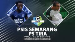 Indosport - Prediksi PSIS Semarang vs PS TIRA.