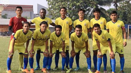 Skuat Bogor FC. - INDOSPORT