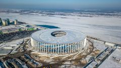 Indosport - Nizhny Novgorod Stadium