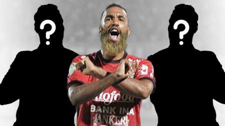 Pemain yang dirumorkan akan direkrut Bali United termasuk Sylvano Comvalius. - INDOSPORT