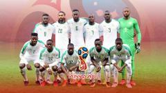Indosport - Timnas Football Senegal PD 2018