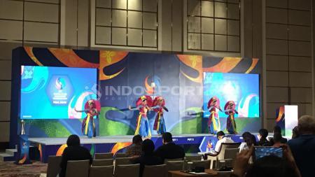 Drawing AFC Futsal Championship 2018. - INDOSPORT