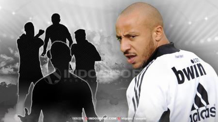 Julien Faubert - INDOSPORT