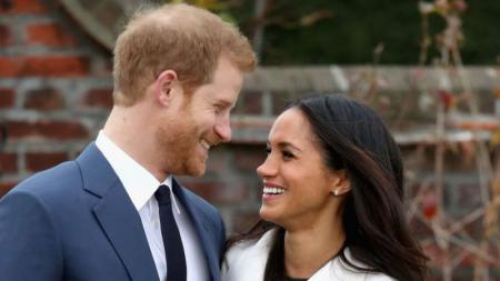 Pangeran Harry dan Meghan Markle - INDOSPORT