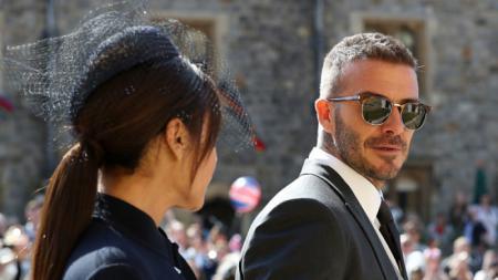 David Beckham - INDOSPORT