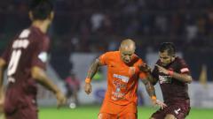 Indosport - PSM Makassar vs Borneo FC.