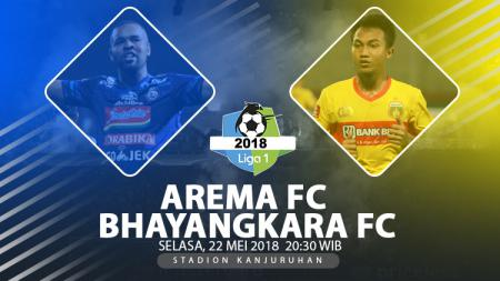 Prediksi Arema vs Bhayangkara fc - INDOSPORT