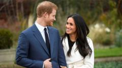 Indosport - Meghan Markle dan Pangeran Harry.
