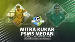Indosport - Mitra Kukar vs Psms Medan