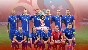 Islandia Tandai Jejak Mereka di Piala Dunia 2018 dengan Luncurkan Kaos Unik