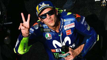 Valentino Rossi. - INDOSPORT