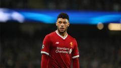 Indosport - Alex Oxlade-Chamberlain, gelandang serang Liverpool.