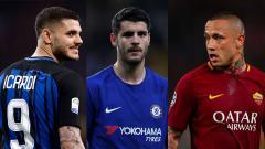 Indosport - Pemain yang tak dipanggil Piala Dunia 2018