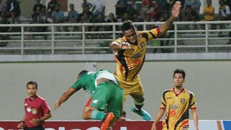 MItra Kukar vs PSMS Medan. - INDOSPORT