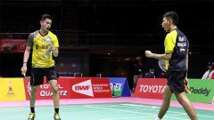 Indosport - Fajar Alfian/Muhammad Rian Ardianto