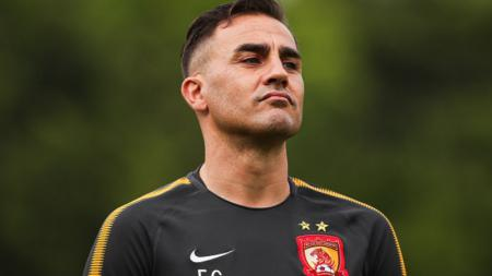 Fabio Cannavaro eks Juventus dan kapten Timnas Italia ketika juara Piala Dunia 2006 mengirimkn surat terbuka dari China untuk Italia yang masih terus didera wabah virus corona. - INDOSPORT