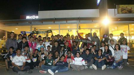 Pena Madridista Indonesia. - INDOSPORT