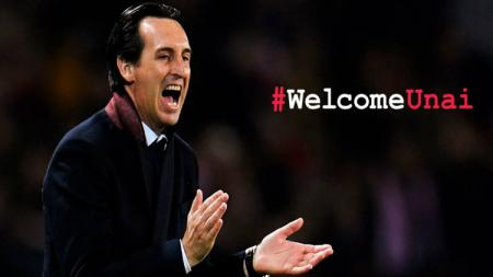 Unai Emery. - INDOSPORT