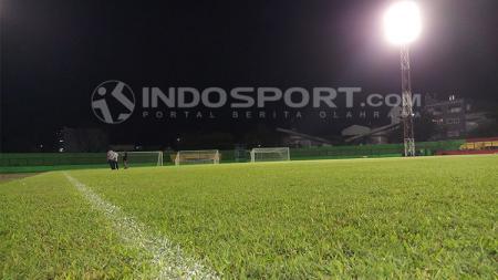 Stadion Andi Mattalatta milik klub Liga 1 2020, PSM Makassar. - INDOSPORT