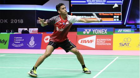 Indonesia sukses meraih satu gelar pada turnamen Akita Masters 2019 berkat Firman Abdul Kholik. - INDOSPORT