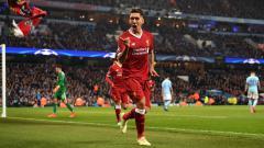 Indosport - Roberto Firmino, bintang Liverpool.